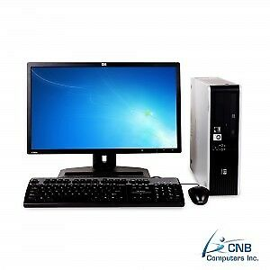 A good Computer hp Desktop for sale.