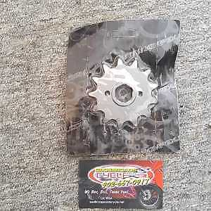1996 - 2013 Honda CRF150F Front Sprocket