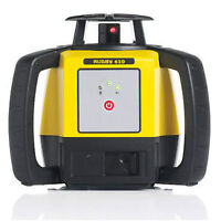 ***NEW 2014 Leica Rugby 610 Rotating Laser *FREE ROD & TRIPOD*