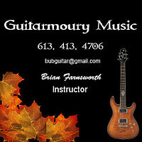 Guitar Lessons Ottawa/ Orleans/ Cumberland