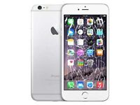IPHONE 4 4S 5 5S 5C 6 6S LCD with in 30 min