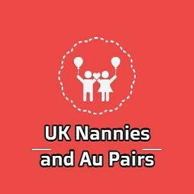 Au Pairs wanted in the UK