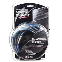 Monster Cable MonsterBass XLN 100 Subwoofer Cables
