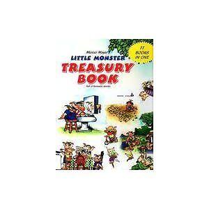 NEW-Little Monster Treasury Book Mercer Mayer 11 Books in One