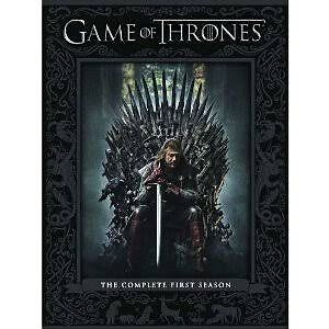 Game of Thrones DVDs Seasons 1-4 Gaythorne Brisbane North West Preview