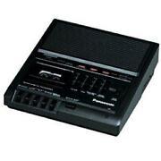 Panasonic Microcassette Transcriber