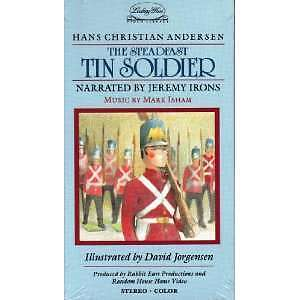 Hans Christian Andersen: The Steadfast Tin Soldier VHS