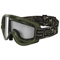 Snow Mobile & Motocross Goggles- Adult/ Youth