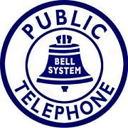 Bell System Sign