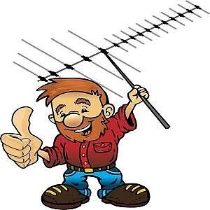 Cheap antenna replacement Perth Willetton Canning Area Preview