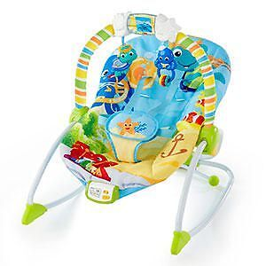 Baby Einstein Rhythm of the Reef Rocker, New    Selling for $65