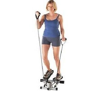 Bodybreak Stepper with resistance bands -Great condition