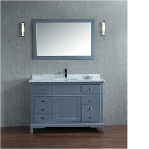 "IN STOCK 60"" BATHROOM VANITY!!! LIMITED TIME OFFER!!! WOW!!"