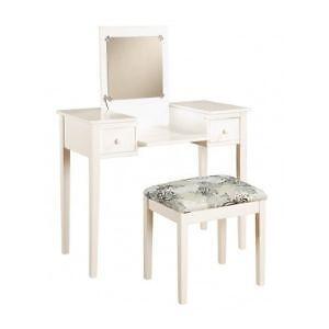 mirrored vanity table ebay