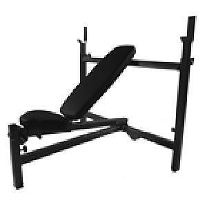 NORTHERN LIGHTS OLYMPIC INCLINE/DECLINE BENCH – Adjusts from Dec