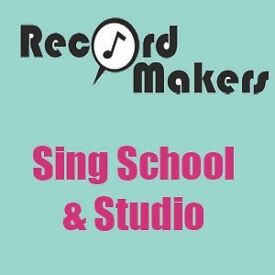 Record Makers - Vocal Coaching & Recording Studio