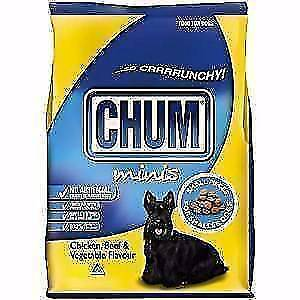 Chum Dog Food (20kg Only $34.95!) Blaxland Blue Mountains Preview