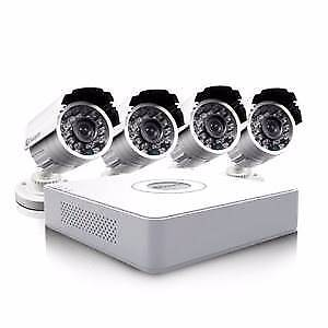 Brand New Swann D1 Security Camera Kit