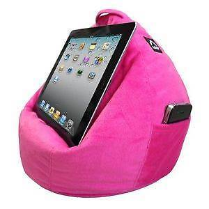 iCrib Tablet Bean Bag Pillow Cushion - Pink | iPad Samsung Androi Flinders Shellharbour Area Preview