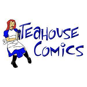Shelley's Teahouse Comics