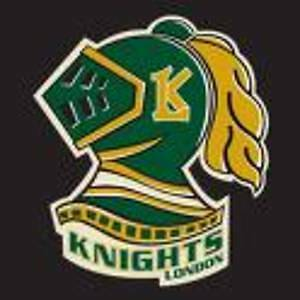 2 London Knights tickets Wednesday January 18th