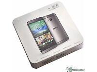 HTC One M8 Gunmetal Gray (Unlocke 16GB Android New Phone sealpack
