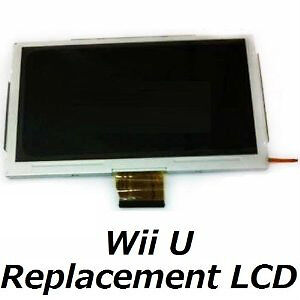 NEW! Wii-U Replacement LCD Screen