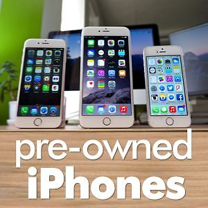 Pre-owned iPhones with 90-Day Warranty London Ontario image 1