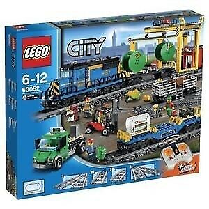 Searching for LEGO City cargo Train 60052