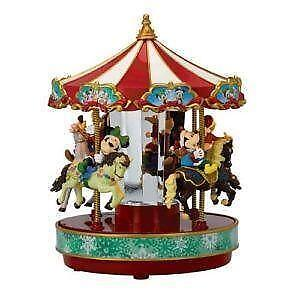 mr christmas carousels - Mr Christmas Outdoor Decorations