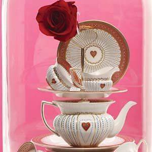 Brand New Wedgwood Queen of Hearts High Tea collection South Yarra Stonnington Area Preview