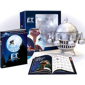 E.T. Limited Edition Blu ray