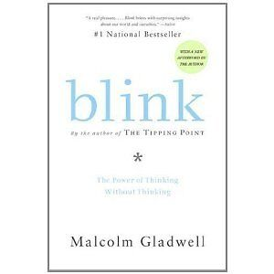 Blink by Malcolm Gladwell Paperback