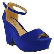 Royal Blue Heels | eBay