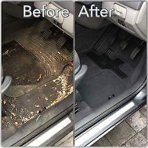 DEEP CLEAN PACKAGE $80 SHAMPOO, DETAILING, ENGINE! MOBILE