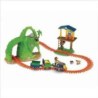 Go Diego Go Animal Rescue Train -Like New!