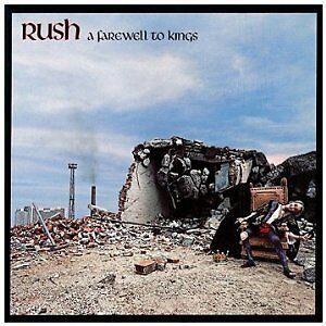 RUSH / A FAREWELL TO KINGS / VINYL / RECORD