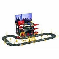 NEW: City Center Parking Playset (Over 70 Pieces) -