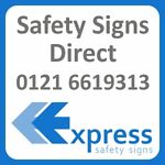 Express Safety Signs