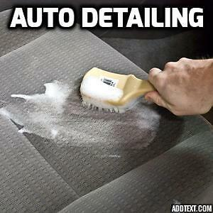 VEHICLE CLEANING AND POLISHING
