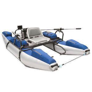 Pontoon & Deck Powerboats for sale | eBay
