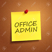 Immediate opening office admin help required