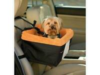 Kurgo skybox car booster seat for dogs