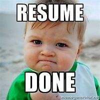 Get Your Résumé Ready For Your Job Search!