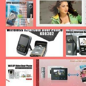 Boxing Week Sales Extended! Wired Video intercom,Wireless Video intercom, IP Video intercom, Wifi Video intercom, Smart