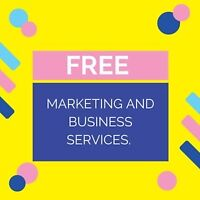 Offering Free Marketing and Business Dev Services