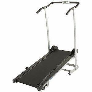 ProGear 3001 190 Space Saver Treadmill(No Box)*** Read***