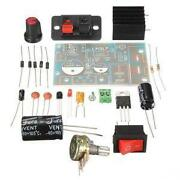 Adjustable Power Supply Kit