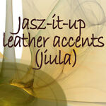 Jasz-it-up leather accents (Jiula)