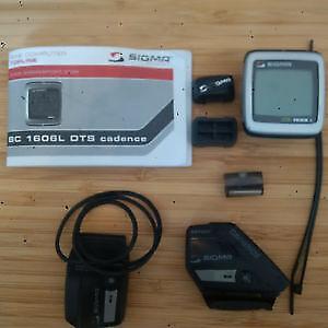 Sigma Sport BC 1606l DTS Wireless Bike Computer